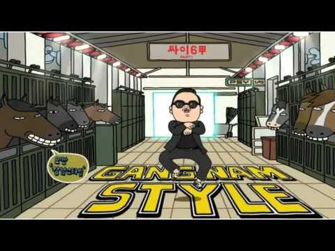 PSY - Gangnam Style Instrumental