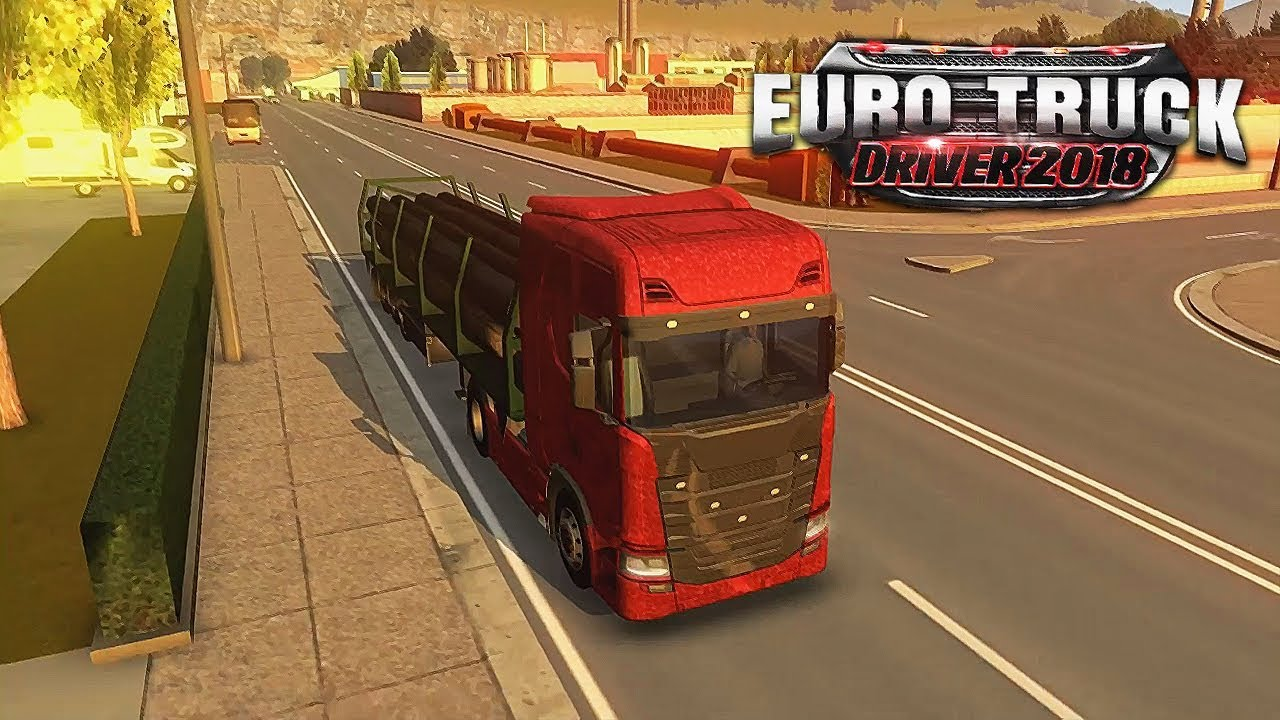 Resultado de imagem para euro truck driver 2018