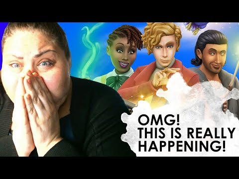 I Cannot Believe It! | Sims 4 Realm of Magic | Reaction Video |