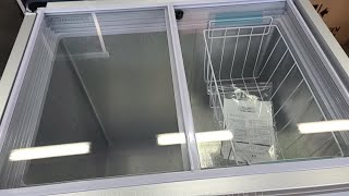 업소용 소형 미니아이스크림 냉동고 140L SD14F …