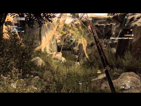 Пасхалка в игре Dying light. Отсылка к игре Plants vs Zombies.