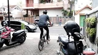 Sepeda Lipat Viral Upgrade Pacific Noris Sesuai Karakter Youtube