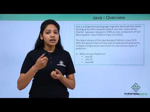 java---overview