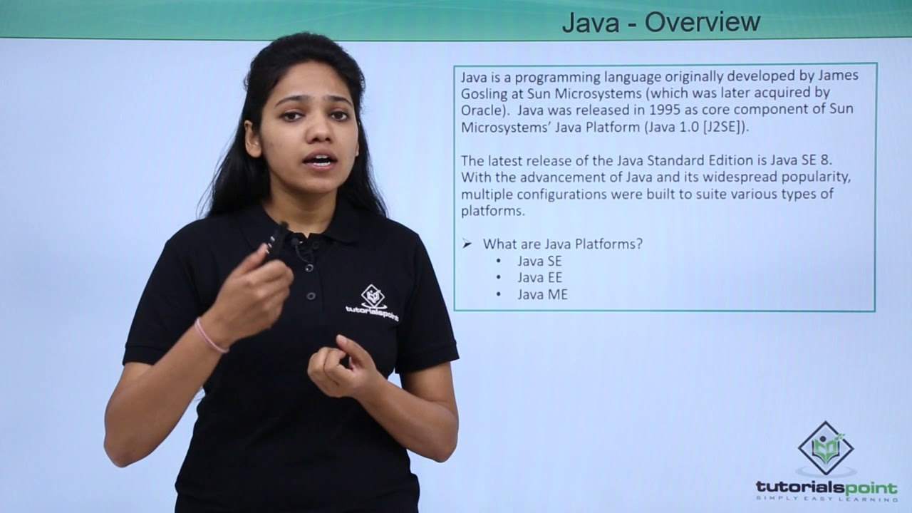 Java - Overview