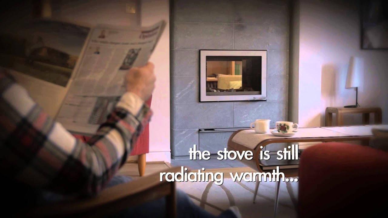 tulikivi soapstone fireplaces youtube