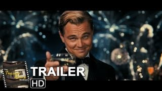the great gatsby 2013 official trailer 3 hd