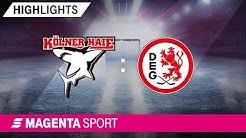 Kölner Haie - Düsseldorfer EG | 50. Spieltag, 18/19 | MAGENTA SPORT