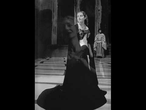 Maria Callas La Vergine degli Angeli