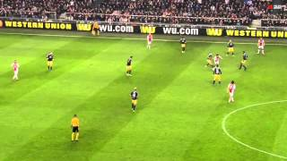Ajax Amsterdam vs Red Bull Salzburg 0-3 20.02.2014