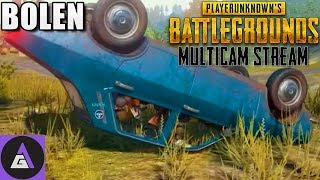 WE'RE THE BEST DUOS TEAM EVER | Battlegrounds Multi-Cam Live Stream