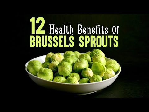 12 Health Benefits Of Brussels Sprouts | Healthspectra