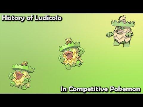 How GOOD was Ludicolo ACTUALLY? - History of Ludicolo in Competitive Pokemon (Gens 3-7)