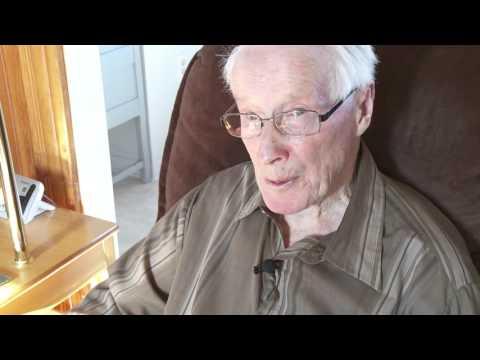 Un pêcheur témoin de la bataille du St-Laurent de 1942
