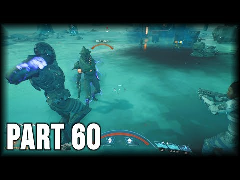 Mass Effect: Andromeda - 100% Walkthrough Part 60 [PS4] – Task: Clearing the Air