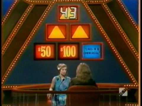 $25,000 Pyramid game show bonus round -- Constance McCashin #4
