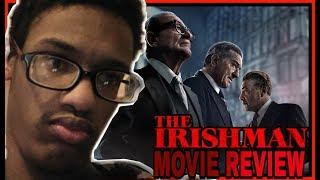 The Irishman (2019)   Netflix Movie Review