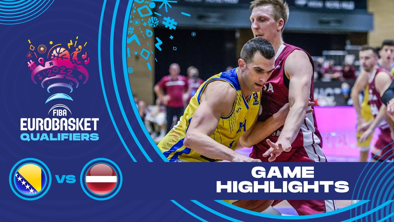 Bosnia and Herzegovina - Latvia | Highlights
