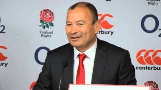 Eddie Jones picks seven uncapped players in Six Nations squad