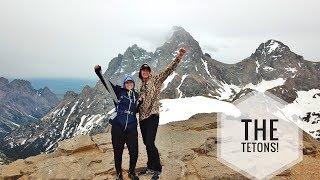 Table Mountain Hike in Alta Wyoming || Teton Mountain Range