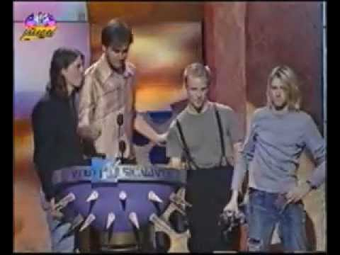 Nirvana - MTV Video Music Awards, 1993. (Legendado)