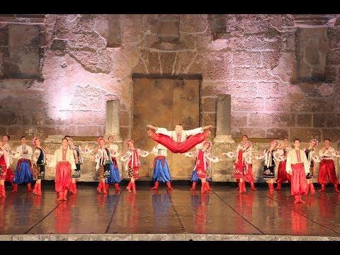 Незабываемый украинский концерт в древнем Аспендосе / Ukrainian Concert In Ancient Aspendos