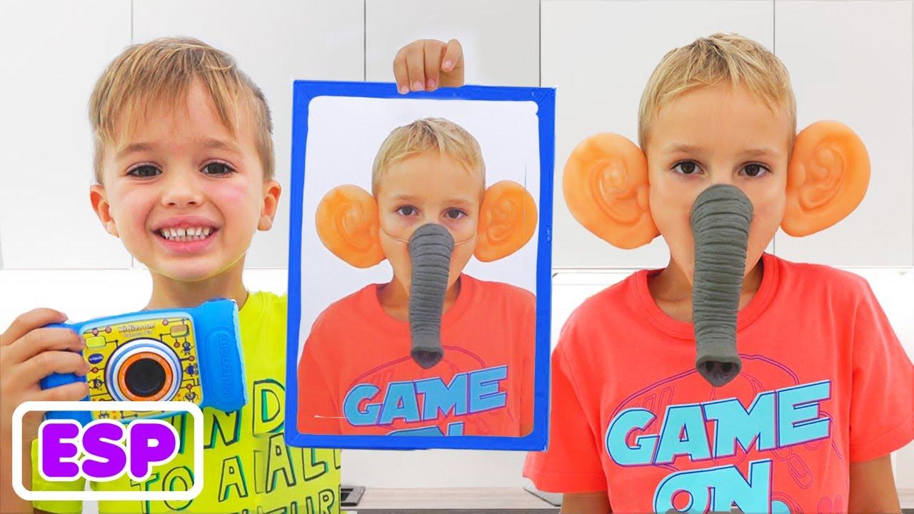 Download Vlad y Niki juegan con fotos   Videos divertidos para niños