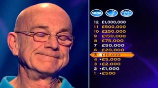 Who Wants To Be A Millionaire? (UK) (S13 E6)