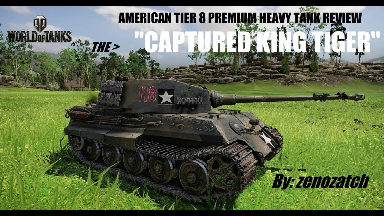 wot king tiger
