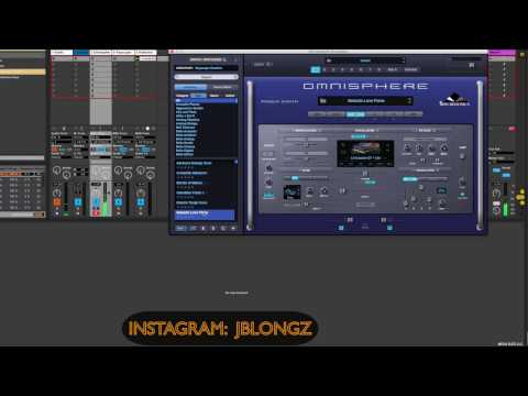 Keyscape Creative Demo in Omnisphere 2