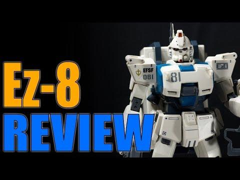 MG Ez-8 Gundam || REVIEW