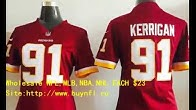65161165d Washington Redskins 91 kerrigan Cheap NFL Jerseys China From buynfl.ru Only   23 Wholesale Price - Duration  71 seconds.