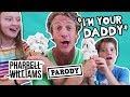 "Pharrell Williams ""Happy"" Parody // I'M YOUR DADDY // FATHER'S DAY 2017"