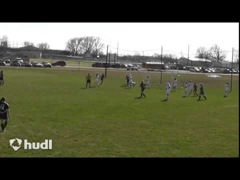 Mary Goodale Carbondale Community High School Class of 2017 soccer highlights