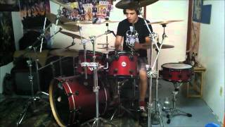 Agalloch - I am the Wooden Doors drum cover by FUBRA