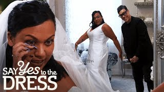Bride Has a Long List of What She Doesn't Like | Say Yes To The Dress Lancashire