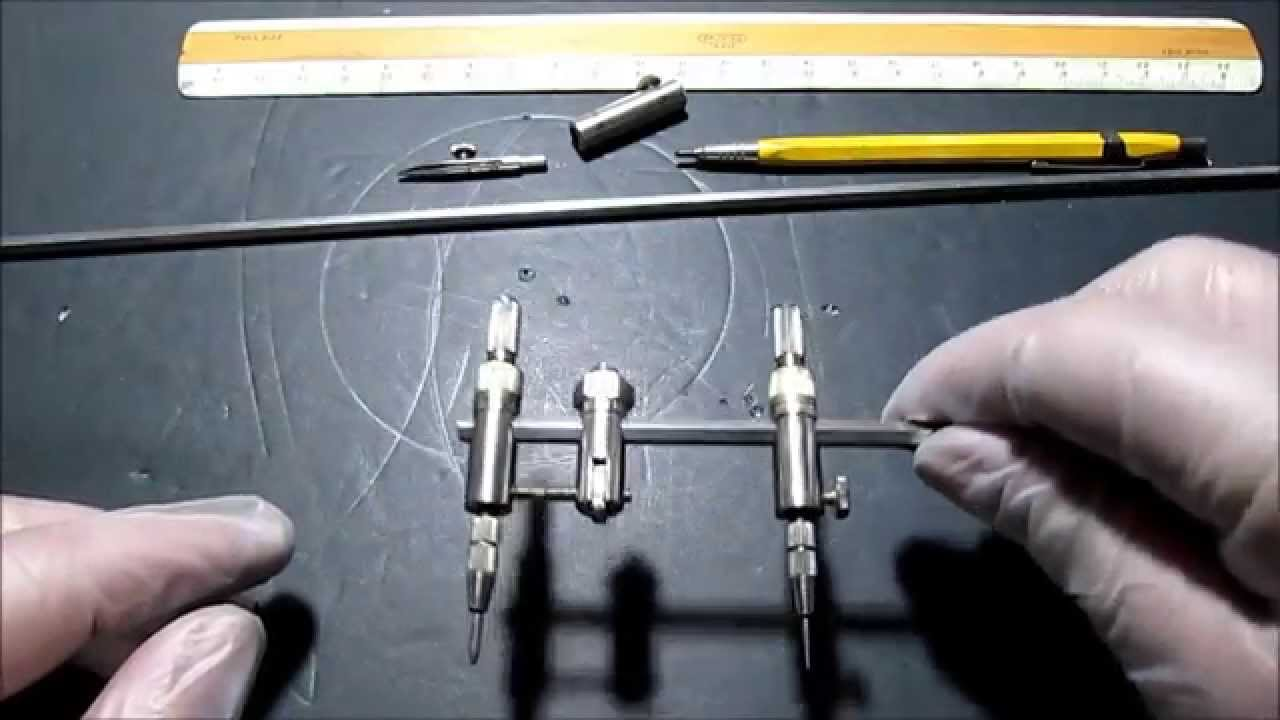 Tools Used In Drafting Equipment Or Instrument : Old drafting tool made in germany youtube