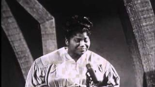 Mahalia Jackson - Somebody Bigger Than You And I