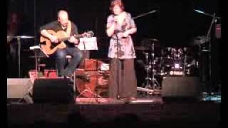 Paolo Loveri-Chrystel Wautier Duo - All of me.flv