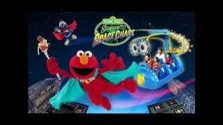 Sesame Street Spaghetti Space Chase Ride