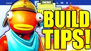 5 TRICKS TO BUILD LIKE A PRO IN FORTNITE SEASON 7! HOW TO BUILD FORTNITE CONSOLE TIPS AND TRICKS!