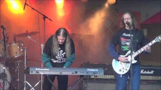 Ashbury - Endless Skies & Cold Light Of Day Live @ Muskelrock 2015