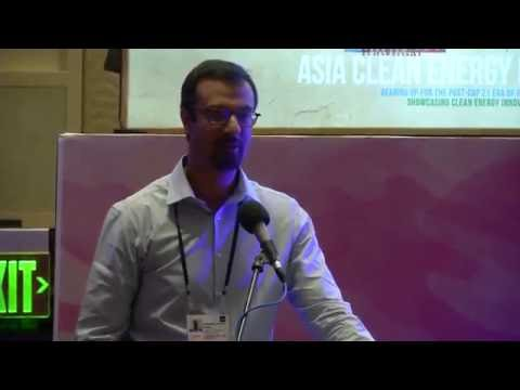 Asia Clean Energy Forum 2016 - Session 24
