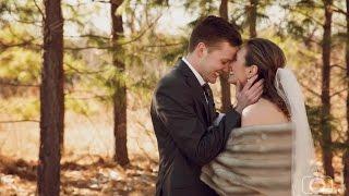 Abigail + Dane's Wedding Film at Loughridge in Tulsa, OK