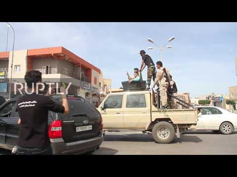 Libya: Forces of UN-backed Tripoli government take control of key coastal cities
