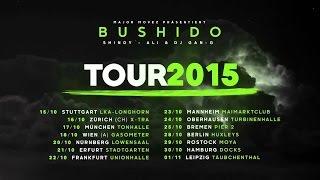 Bushido Live: (CCN III Tour) Frankfurt: Stress ohne Grund