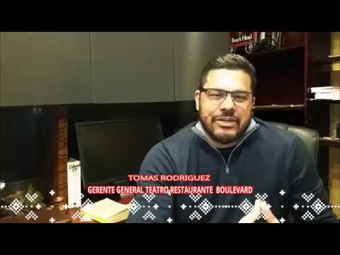 ENTORNO LATINO NY  SALUDO NAVIDEÑO  TOMAS RODRIGUEZ