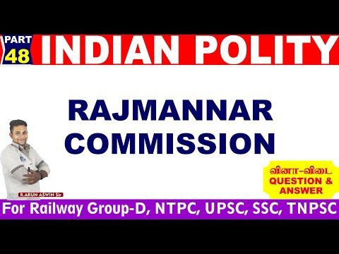 tnpsc-gr-2-indian-polity-l-rajamannar-commission-important-questions---48