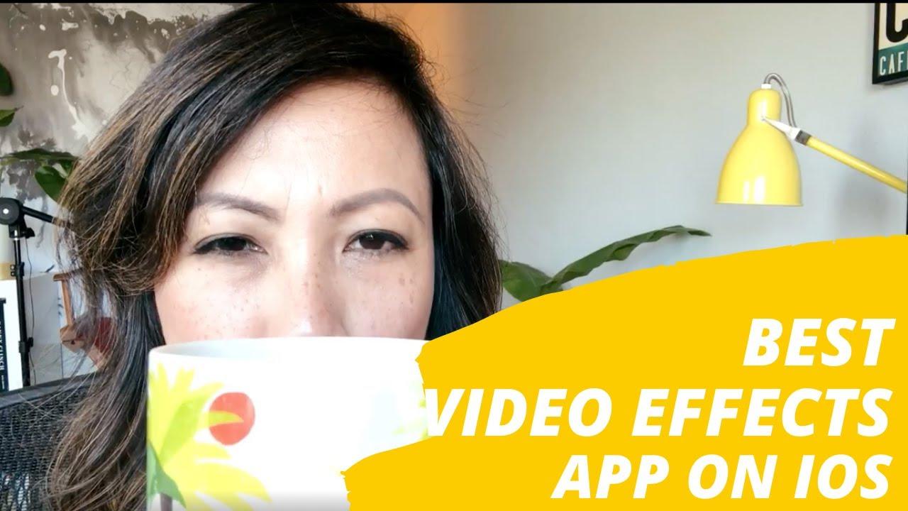 Best Video Effects App on iOS