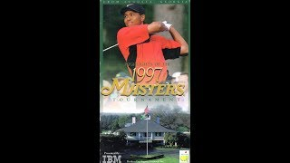 Highlights of the 1997 Masters Tournament (1997)
