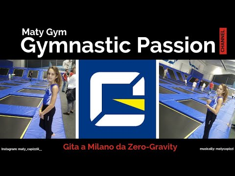 Vita in palestra - Gita a Milano da Zero-Gravity